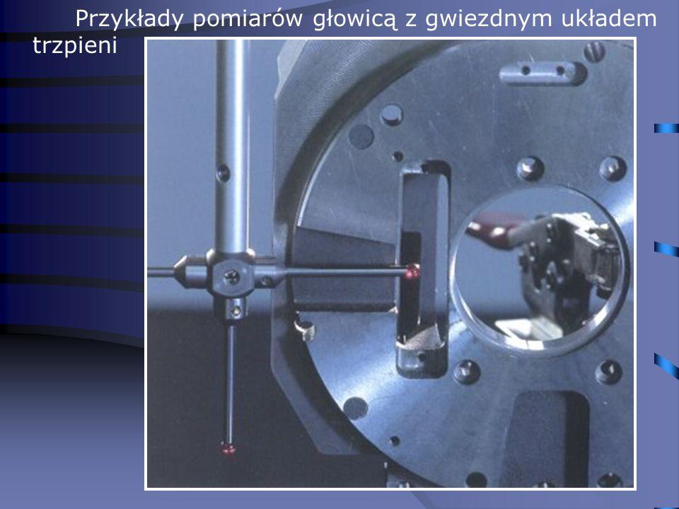 19 Głowice przegubowe dzielimy na: Nastawiane ręcznie; Nastawiane automatycznie (głowice zmotoryzowane);