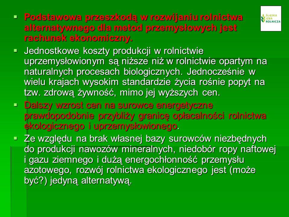 Alternatywy dla rolnictwa uprzemysłowionego - Metoda organiczno - biologiczna Metodę organiczno - biologiczną zainicjował Hans Muller - działacz społeczny w latach 30-tych w Szwajcarii.