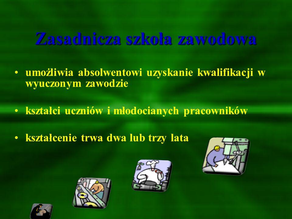 W Powiecie Buskim technika oferują kształcenie w zawodach: Technikum w Zespole Szkół Ponadgimnazjalnych im. Orląt Lwowskich ul. Kazimierza Wielkiego 2