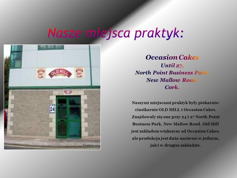 W naszych zakładach produkuje się następujące wyroby: ciasta biszkoptowe, półfrancuskie, kruche ; różnego rodzaju ciastka i babeczki; torty; pączki; ciasta deserowe; bułki oraz chleb.
