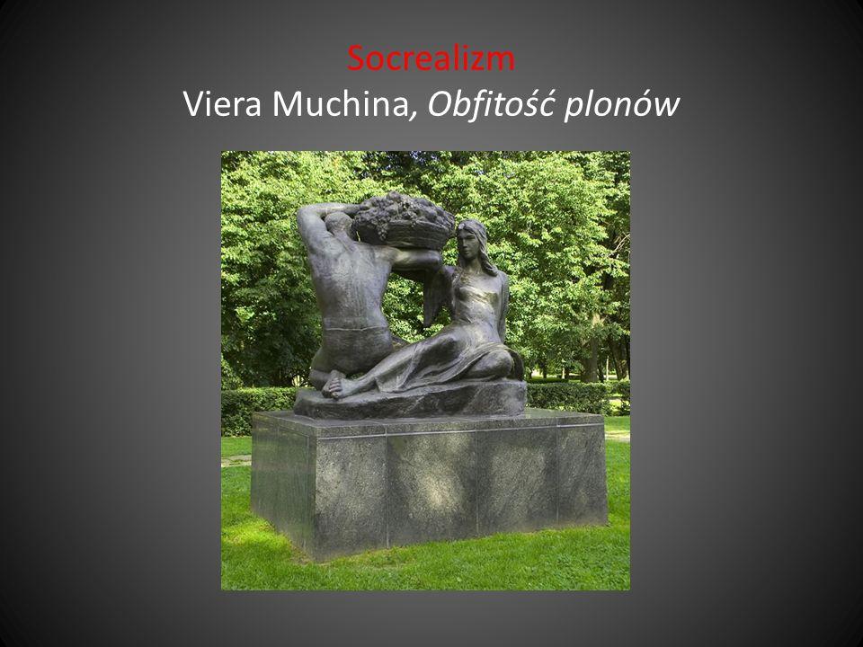Socrealizm Viera Muchina, Obfitość plonów