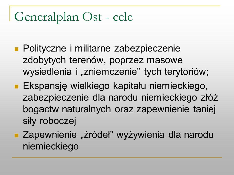 Robotnicy przymusowi Z terenów Generalnego Gubernatorstwa wywieziono około 1,3 miliona osób z ziem wcielonych do Niemiec około 600-700 tysięcy ze wschodnich terenów Rzeczypospolitej- szacunkowe dane to 300-600 tysięcy osób