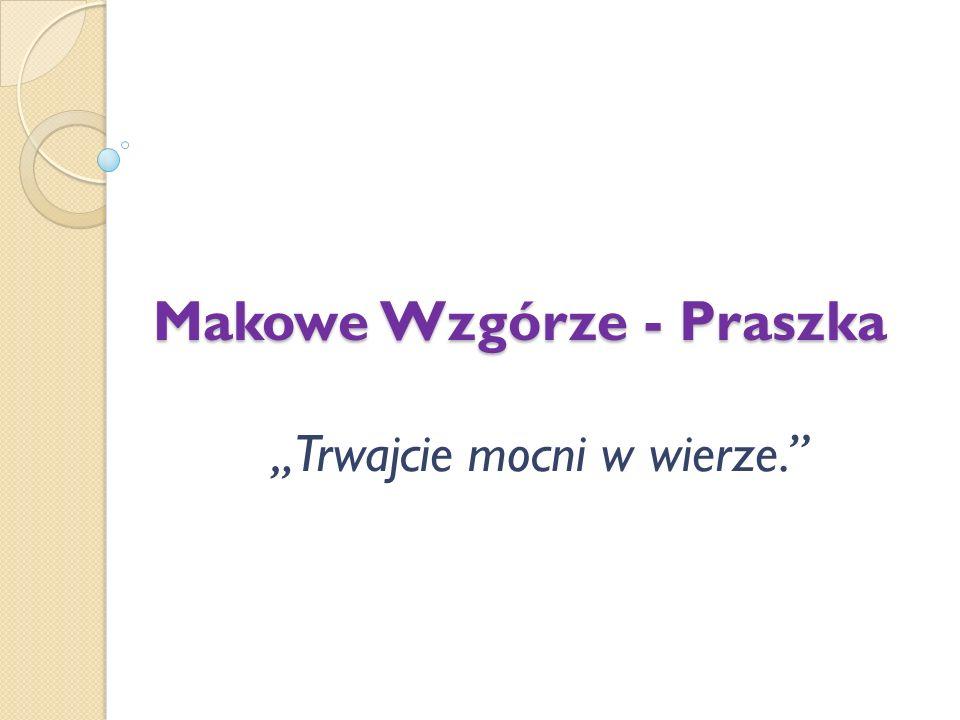 Kalwaryjskie Sanktuarium w Praszce - Historia W 1988 r.