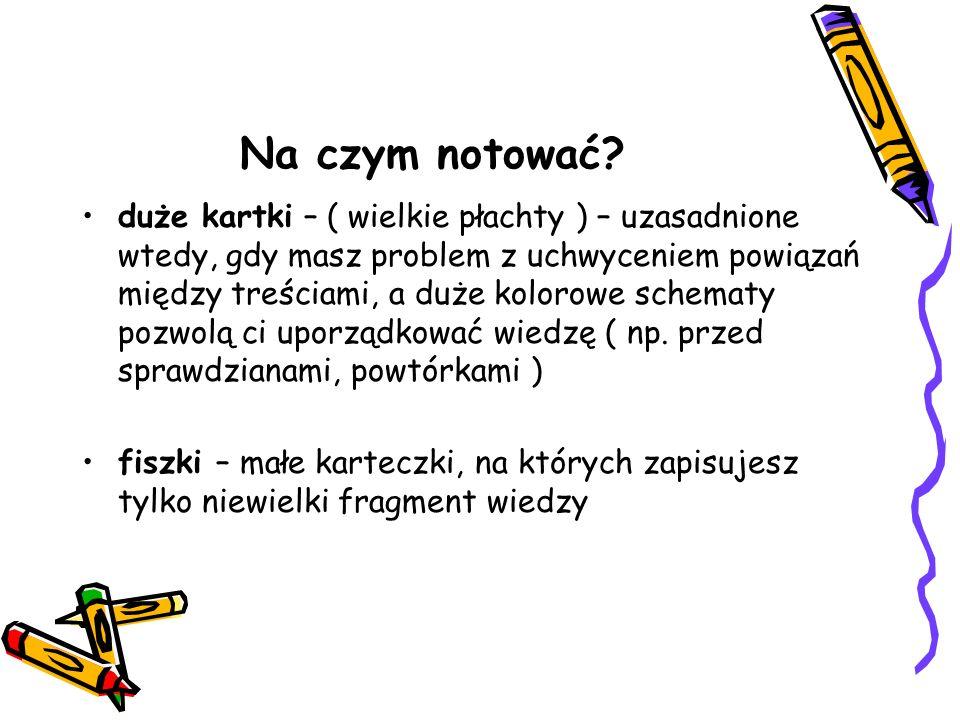 Notatka - plan Pawlikowska-Jasnorzewska Maria Pawlikowska-Jasnorzwska M.:Czterolistna koniczyna albo szachownica.