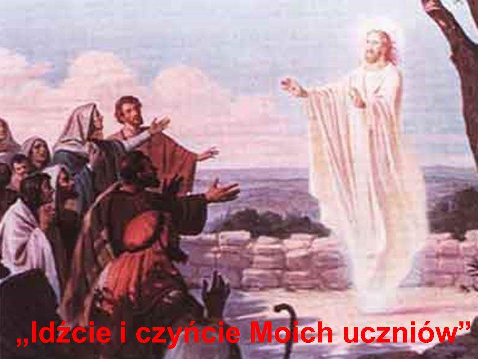 DZIĘKUJĘ ZA UWAGĘ Idźcie i czyńcie Moich uczniów