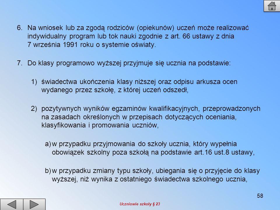 3)Rozporządzenia MENiS z dnia 20 lutego 2004 r.(Dz.