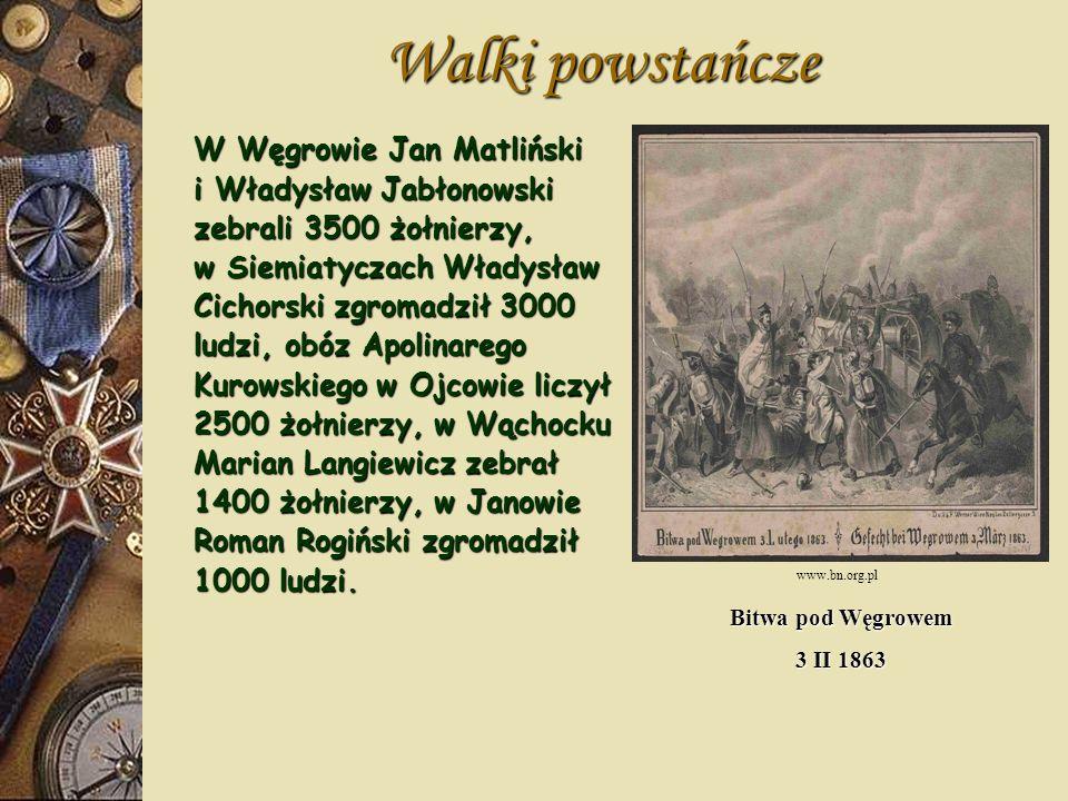 www.historia.org.pl Maksymilian Gierymski: Patrol powstańczy – pikieta