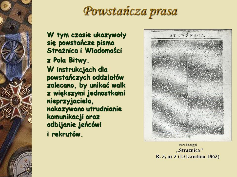 www.wojsko-polskie.pl Leon Czekoński: Przejęcie oddziału powstańczego przez gen. Michała Heydenreicha-Kruka