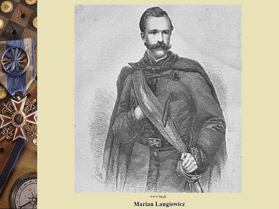 Przywódcy Powstania Styczniowego Ludwik Mierosławski www.wikipedia.org.pl