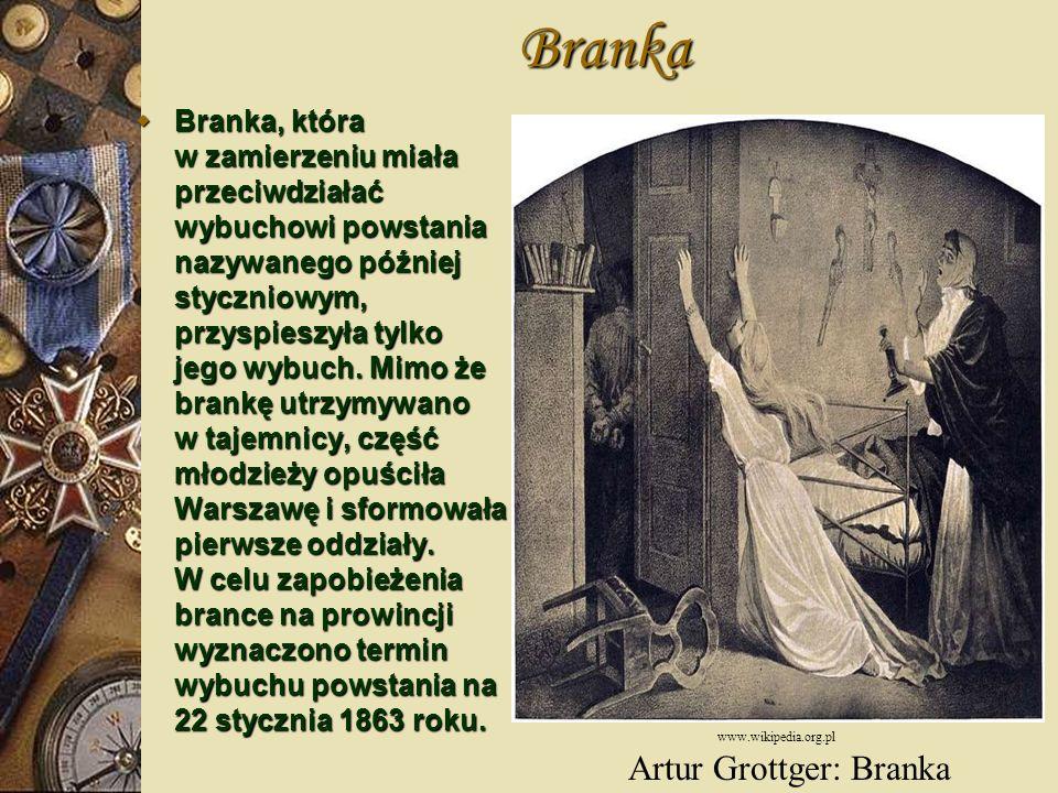 www.wikizaglebie.pl Pocztówka patriotyczna z początków XX wieku
