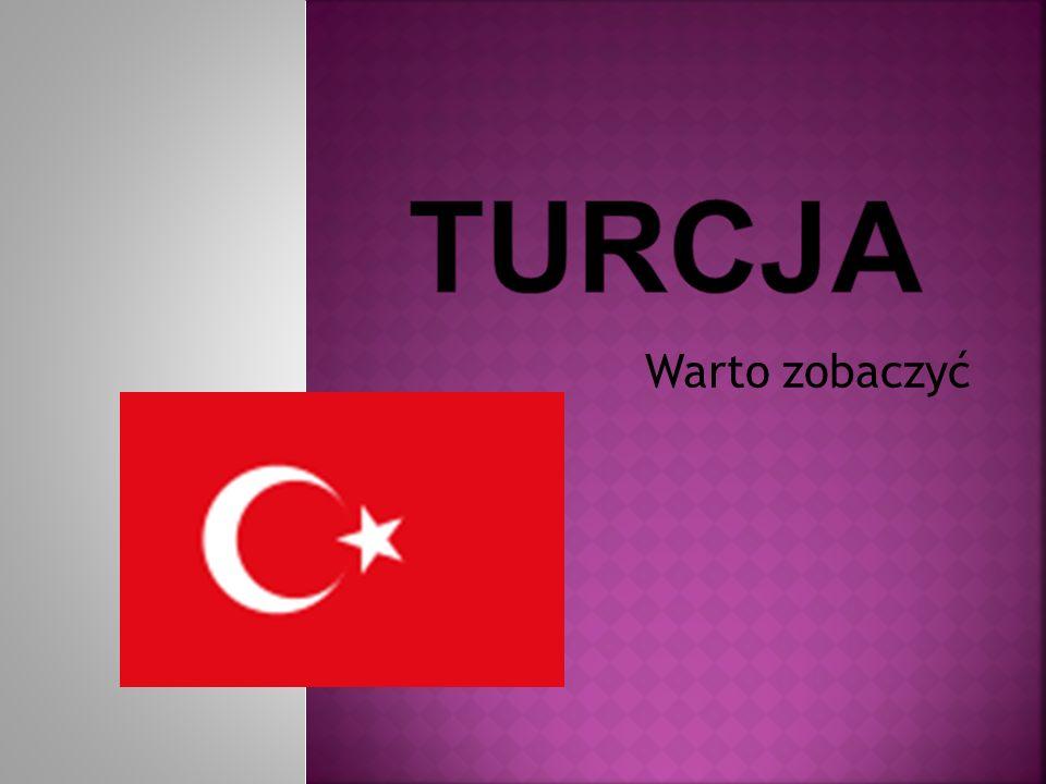 Gospodarka - Turcja jest jedną z dwudziestu największych gospodarek świata, na co wpływ ma głównie wielkość tego kraju.