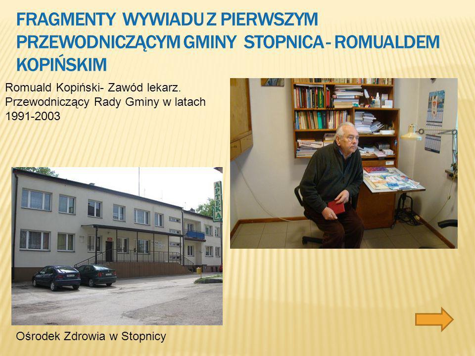 Gmina Stopnica to gmina wiejska w województwie świętokrzyskim, w powiecie buskim. W latach 1975- 1998 gmina położona była w województwie kieleckim. Si