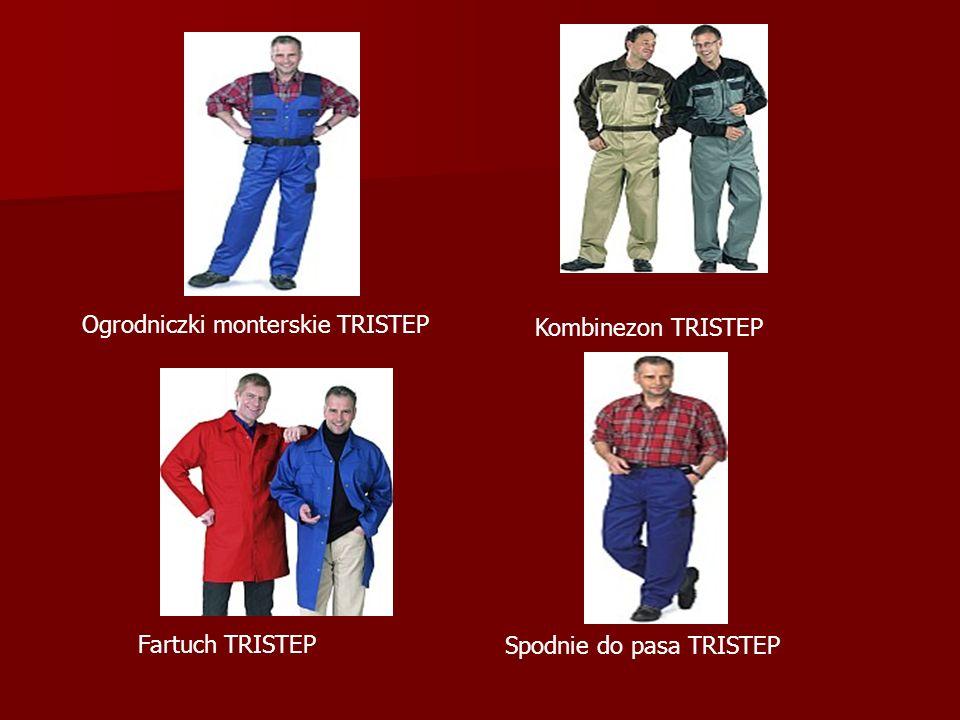 Ogrodniczki monterskie TRISTEP Kombinezon TRISTEP Fartuch TRISTEP Spodnie do pasa TRISTEP