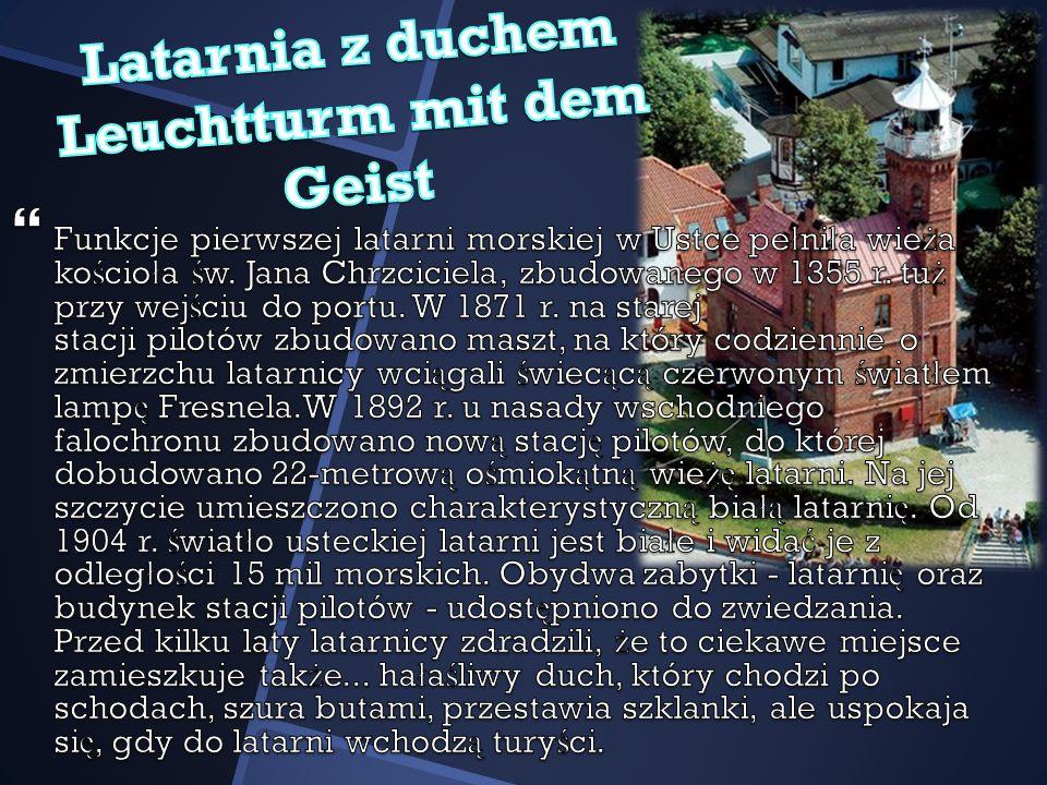 Muzeum Ziemi Usteckiej Museum Ustkaers Region W 2000 r., po kilkuletnich staraniach Towarzystwa Przyjació ł Ustki, otwarte zosta ł o Muzeum Ziemi Usteckiej.