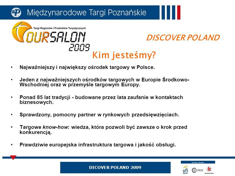 Najważniejszy i największy ośrodek targowy w Polsce. Jeden z najważniejszych ośrodków targowych w Europie Środkowo- Wschodniej oraz w przemyśle targow