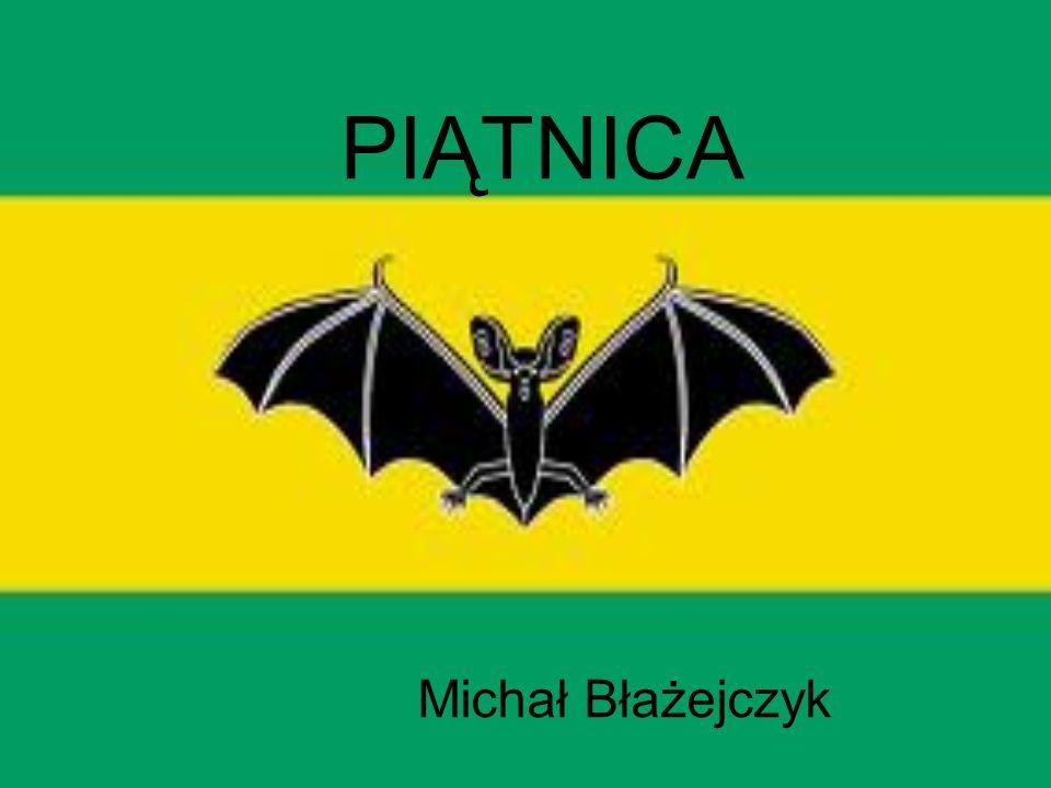 PIĄTNICA Michał Błażejczyk