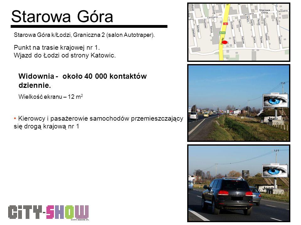 Starowa Góra Starowa Góra k/Łodzi, Graniczna 2 (salon Autotraper).