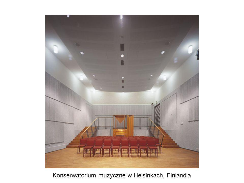 Konserwatorium muzyczne w Helsinkach, Finlandia