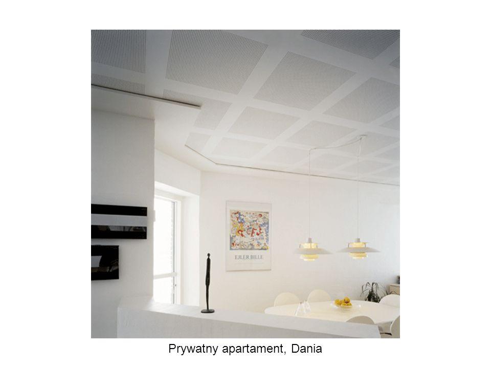 Prywatny apartament, Dania