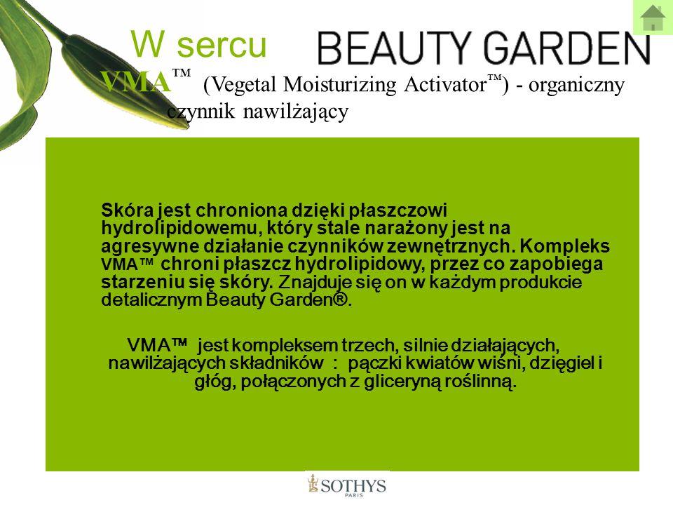 Sothys - kosmetyki organiczne Certyfikat Ecocert został przyznany wszystkim produktom Beauty Garden® Wszystki użyte w formułach konserwanty są zatwierdzone przez Ecocert.