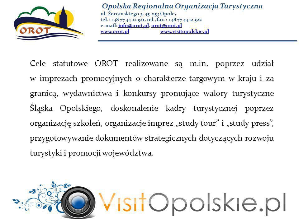 Opolskie Centrum Informacji Turystycznej ul.