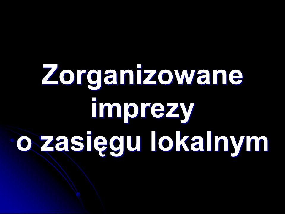 21.Zajęcia terenowe w rezerwacie Żabie Doły 22. Zajęcia programowe w Palmiarni w Gliwicach 23.