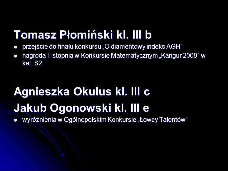 Tomasz Płomiński kl.