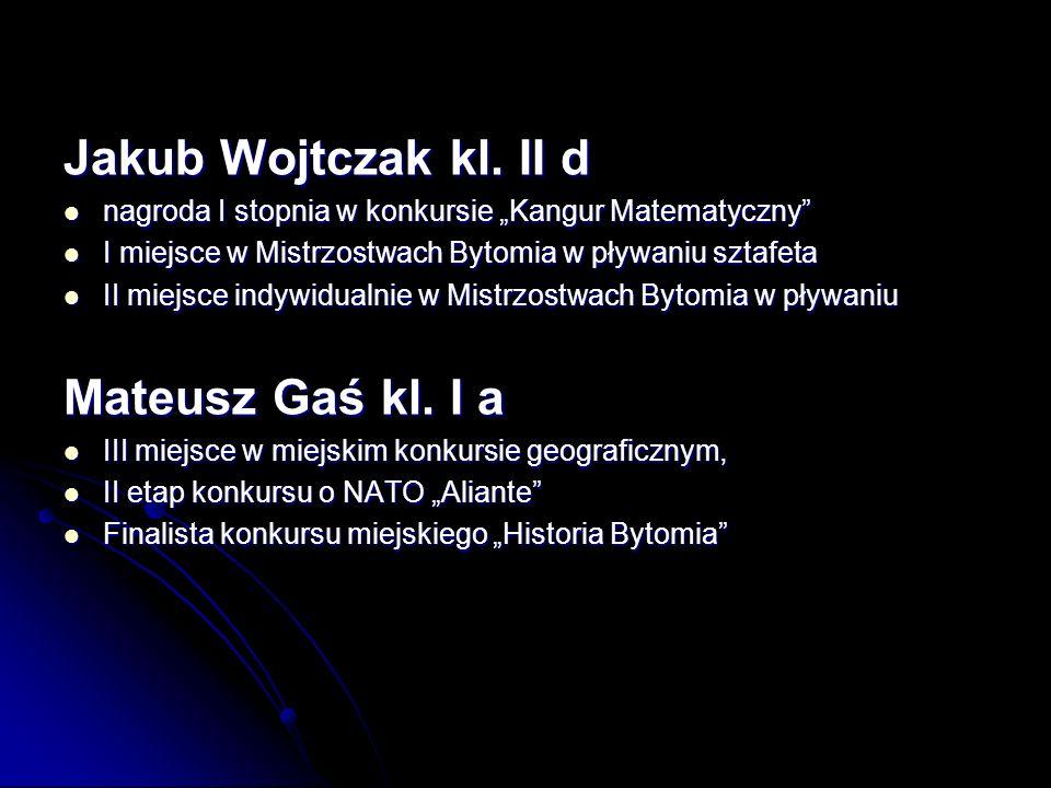 Jakub Wojtczak kl.