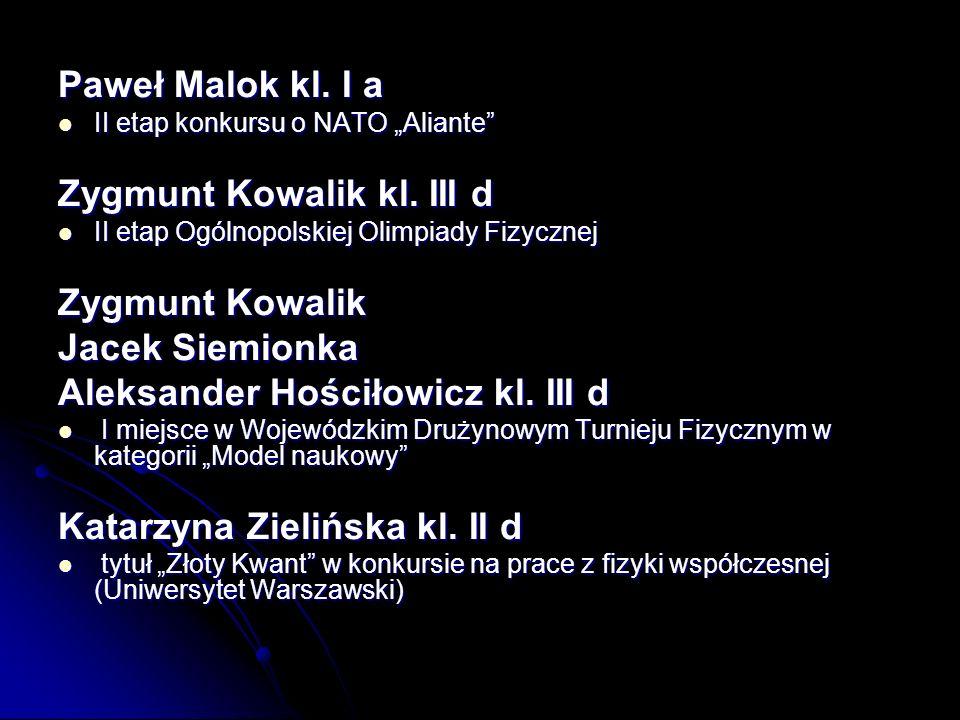 Paweł Malok kl.