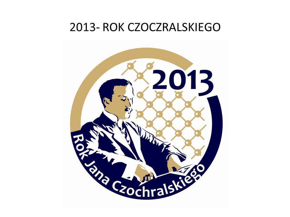 2013- ROK CZOCZRALSKIEGO