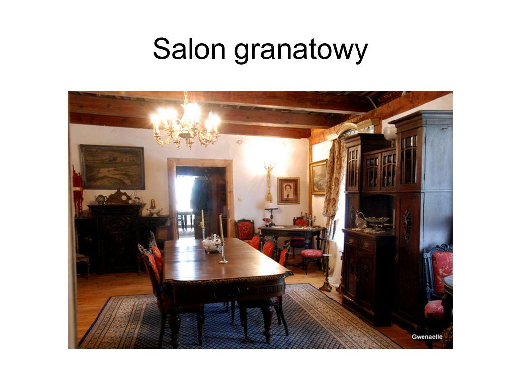 Salon zielony
