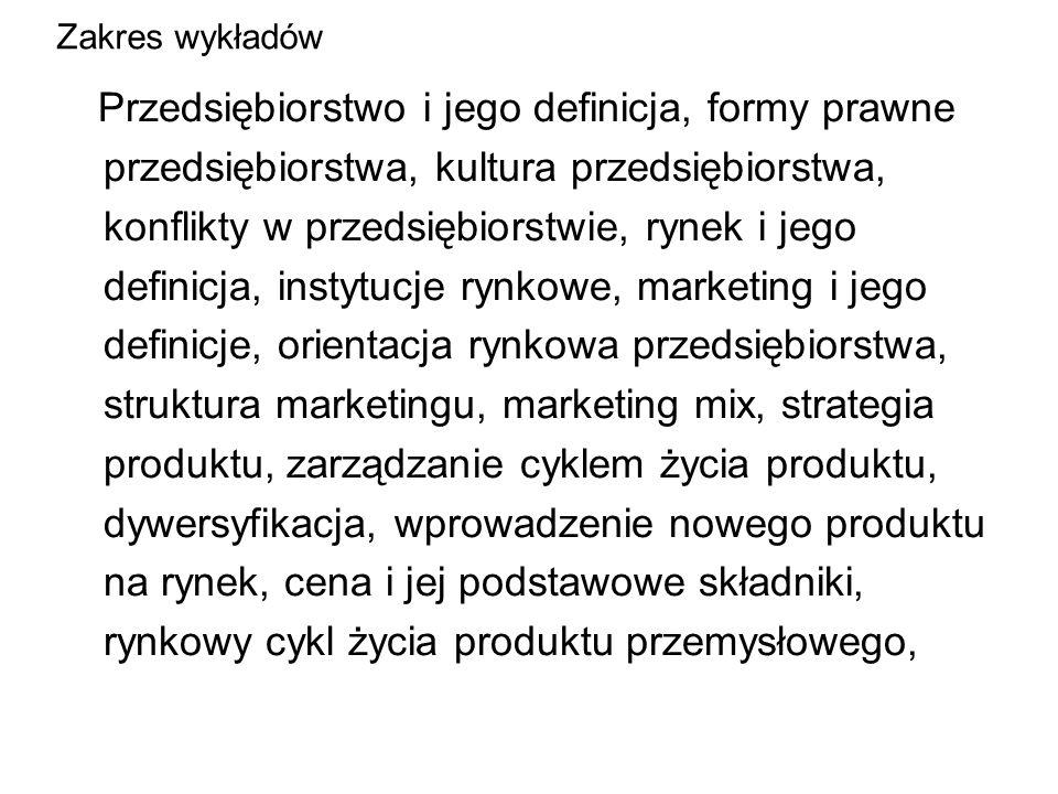 Zastosowanie marketingu….