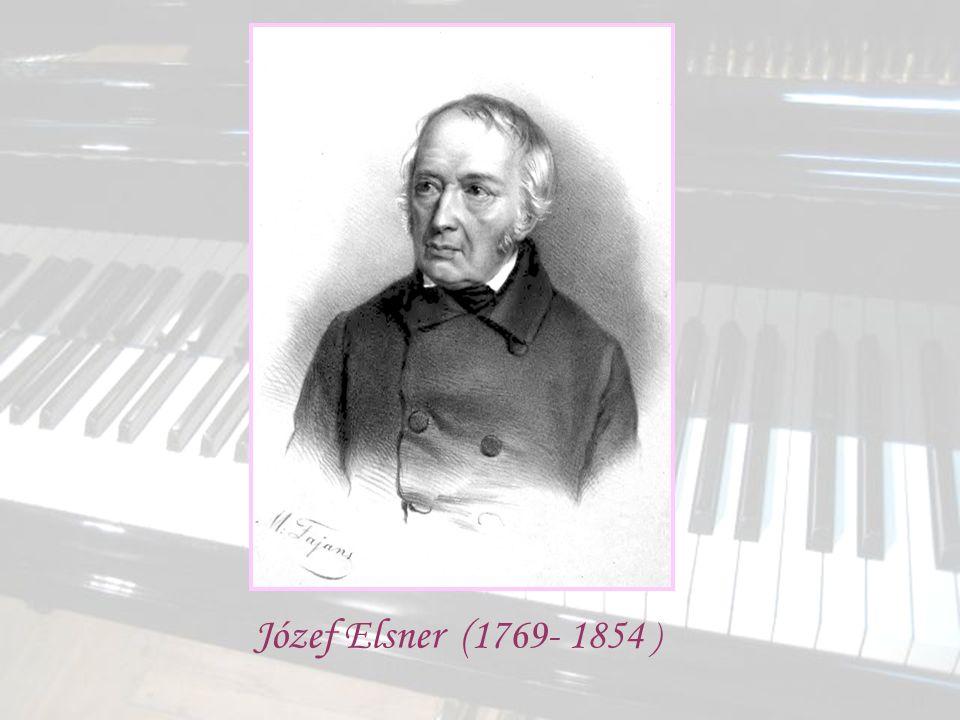 Józef Elsner (1769- 1854 )