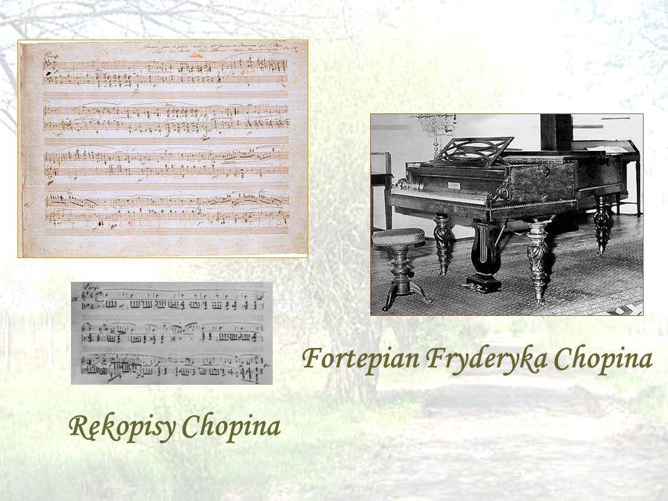 Fortepian Fryderyka Chopina