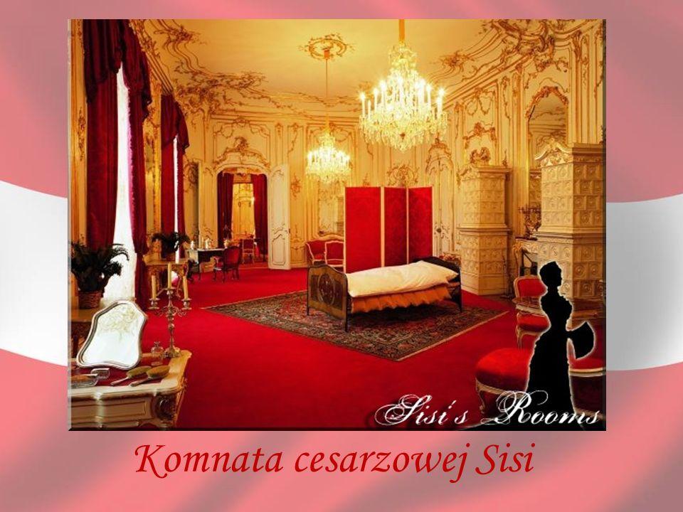 Komnata cesarzowej Sisi