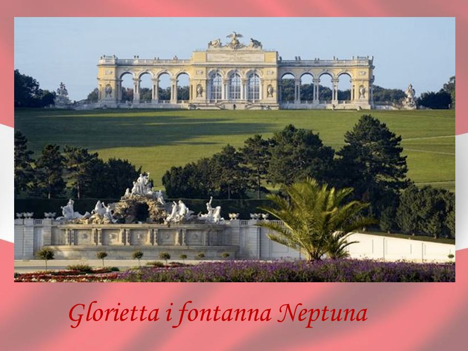 Glorietta i fontanna Neptuna
