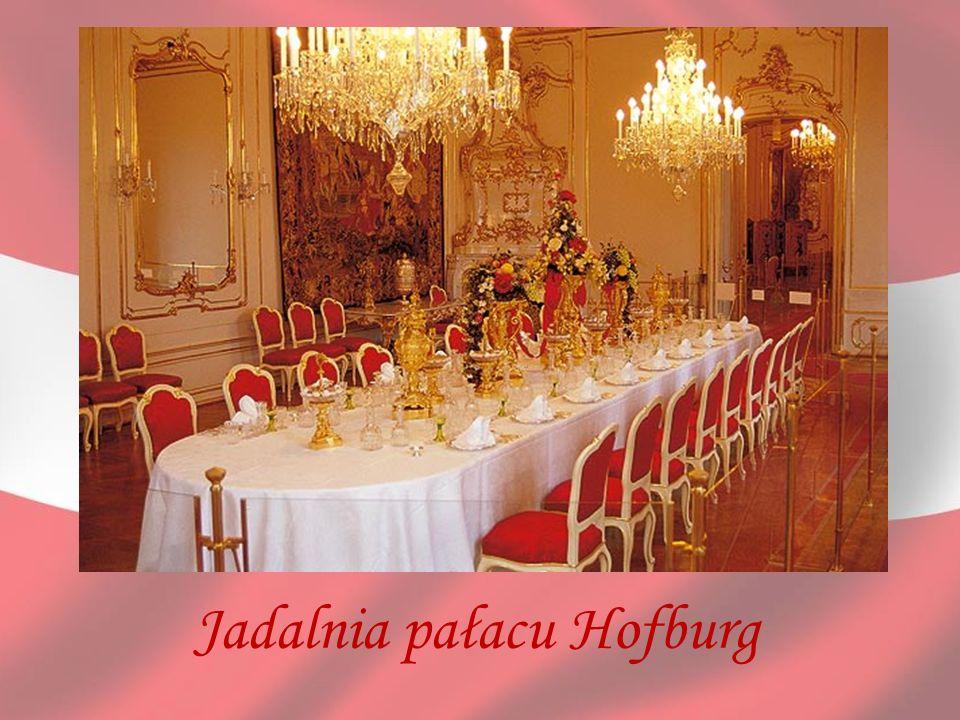 Pokój narad pałacu Hofburg