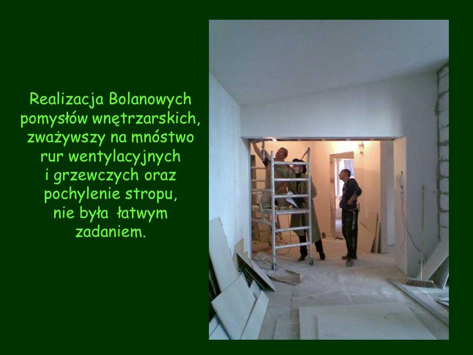 Brzezie 2009/10 Kronika budowy cz.2 wnętrza i ogród