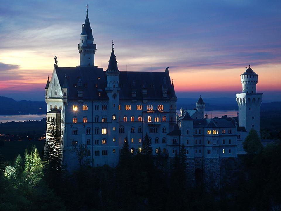 DA - MA Astronomiczna suma pieniędzy przeznaczona na budowę zamku oraz dziwne zwyczaje króla na tyle bulwersowały rząd, że postanowił on obalić niewyg