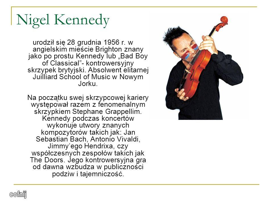 SKRZYPCE w muzyce rozrywkowej Wspaniały dźwięk tego instrumentu wykorzystywany jest również w muzyce rozrywkowej, doskonałym tego przykładem jest wspó