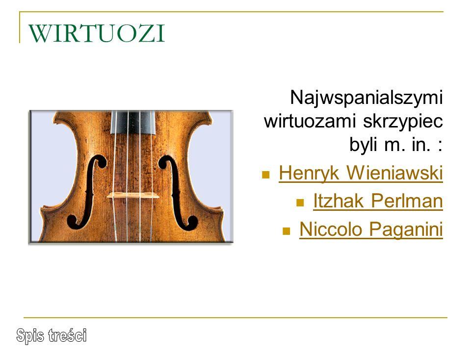 Czy każde skrzypce mają swoją duszę? Nie Większość Prawie wszystkie Tak
