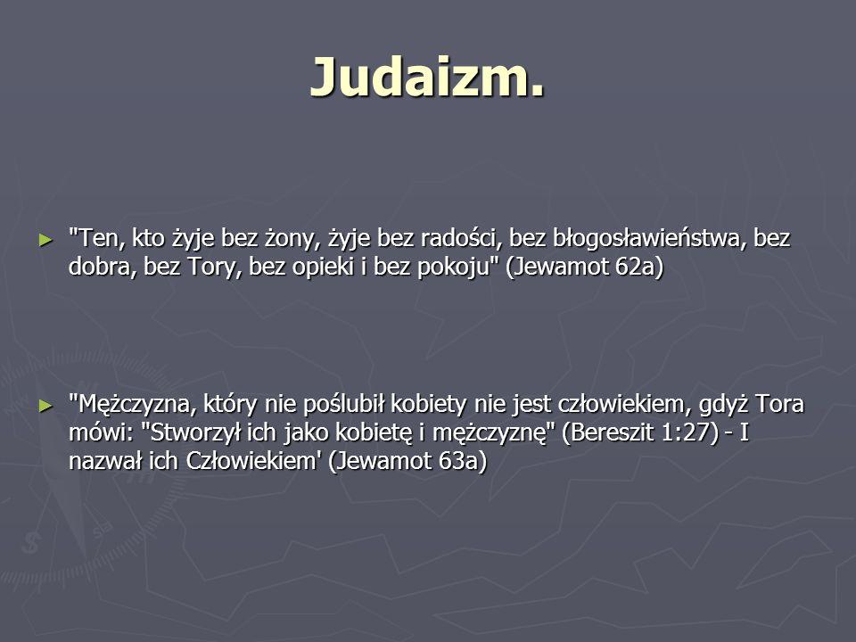 Judaizm.