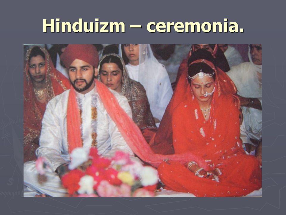 Hinduizm – ceremonia.