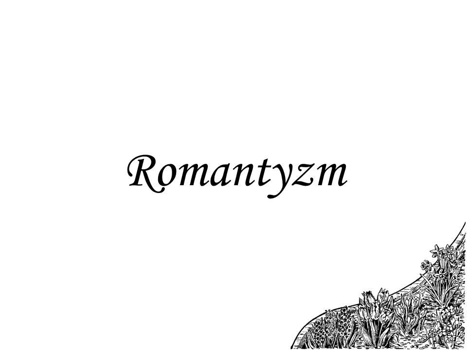 Romantyzm (z fr.