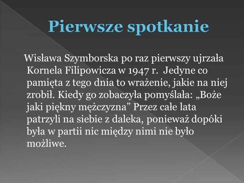Kornel Filipowicz był powieściopisarzem, nowelistą, scenarzystą i poetą. Uważany za jednego z najwybitniejszych prozaików XX w. Filipowicz cenił sobie