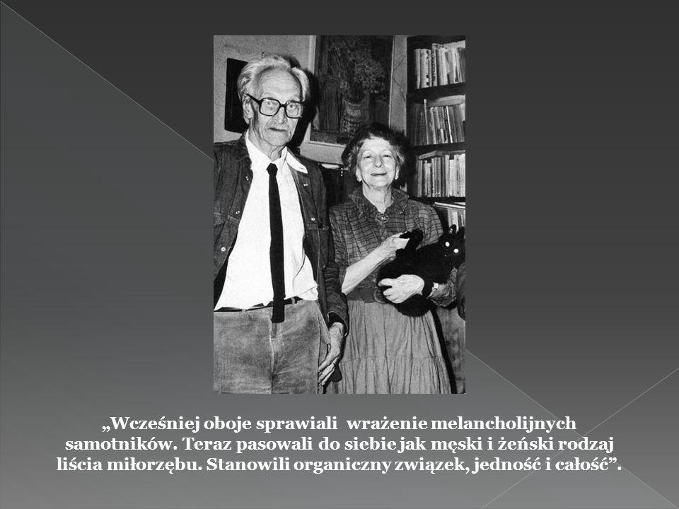 W 1969 r. Wisława Szymborska związała się z Kornelem Filipowiczem, o którym wielokrotnie powtarzała, że to on powinien dostać Nobla, a nie ona. Byli r