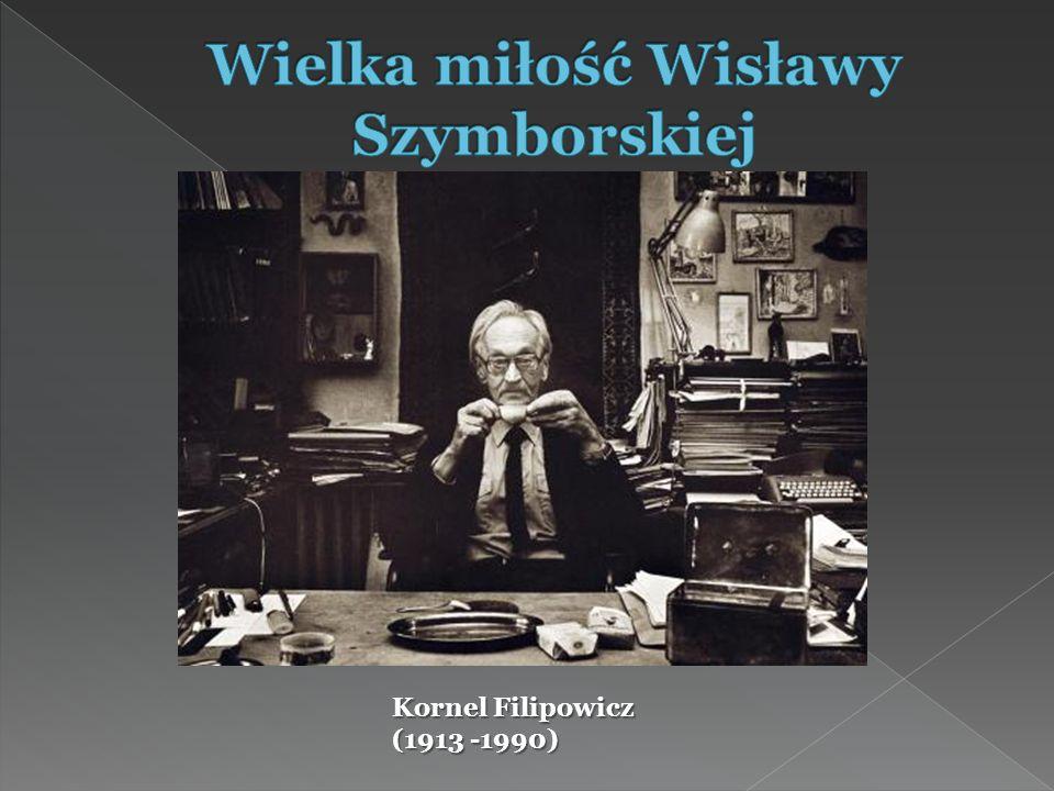 Dopiero po jego śmierci Wisława Szymborska wyznała : Byliśmy ze sobą 23 lata.