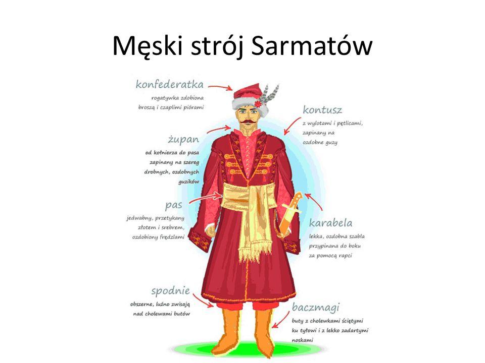 Ciekawostki Stanisław Żółkiewski Wzorem prawdziwego Sarmaty był hetman Stanisław Żółkiewski, który poległ za wiarę w bitwie z Turkami pod Cecorą w roku 1620.