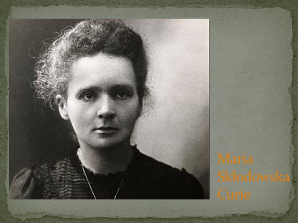 W czasie I wojny światowej Maria została szefem wojskowej komórki medycznej, która zajmowała się organizowaniem polowych stacji rentgenograficznych - które w sumie obsłużyły ponad 3 miliony przypadków urazów wśród francuskich żołnierzy.