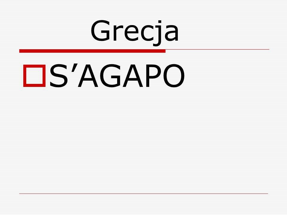 Grecja SAGAPO